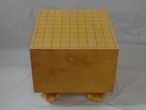 将棋盤 日本榧 柾目7.2寸