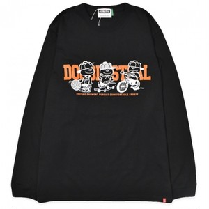 DOUBLE STEAL SPORTS DOUBZ L/S TEE