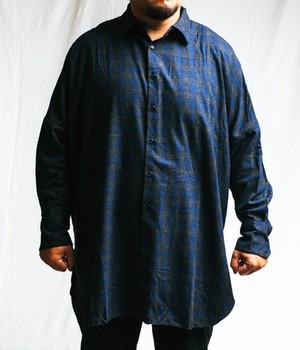 CASEY CASEY - Check l chemise odem (oversized) - 11HC 114
