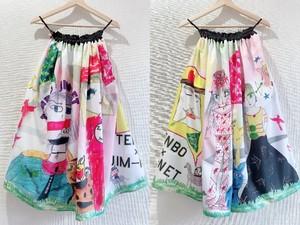 JIM-NET × TENBO 「幸せの方舟」 スカート