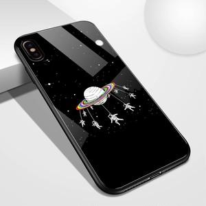 【即納㉛】ハードケース 宇宙 iPhone12mini