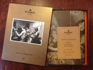 【BOOK】WOMBAT - The Velvet Underground