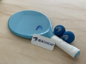 BEACH BOAR - PERFORMANCE OCEAN(オリジナルボール×2 ステッカー付)