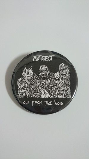 ANTISECT/缶バッジ(54mm)
