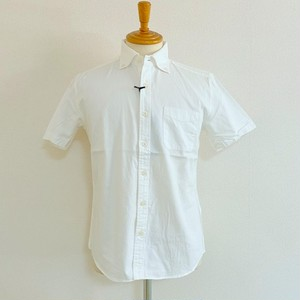 Widespread BD S/S Shirts Off White Ox