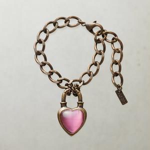 Never End® Bracelet Gold/Pink ♯0105 ネバー・エンド ブレスレット ゴールド/ピンク