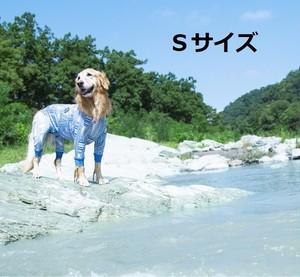 【ALPHAICON】 フルドッグガード Sサイズ アルファアイコン FULL DOG GUARD S 犬 外遊び アウトドア 犬服