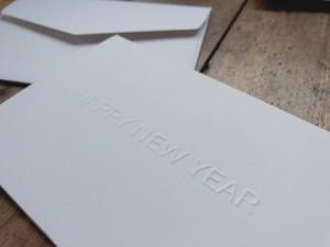 BELGIUM letypographe New year card-No.1