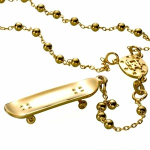 EL SENOR STEVIE WILLIAMS ROSARY GOLD PLATED