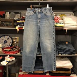 90s Levis 550 Denim Pants USA製