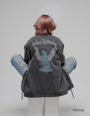 utility disney collection'DUMBO COACH JKT'
