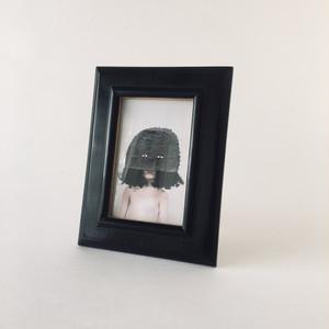 Black Resin Frame|フォトフレーム