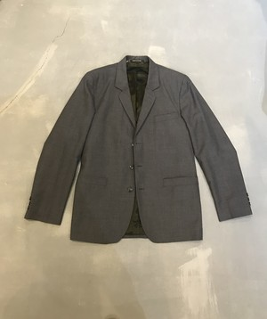 agnès b. homme Tailored Jacket / Made in FRANCE[834]