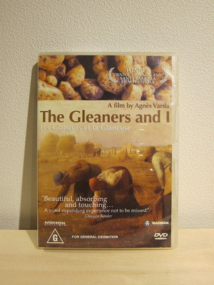 【dvd】THE GLEANERS AND I 落穂拾い/アニエス・ヴァルダ(AGNES VARDA)