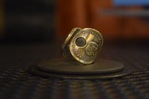 THUMBS UP MARKET original antique KEY RING2