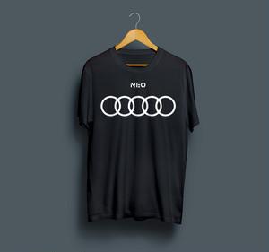 NEO 5ring Tシャツ