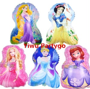 プリンセスシリーズ バルーン ばら売りあり。