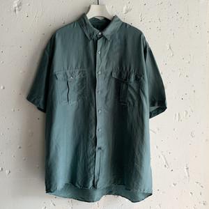Euro vintage silk shirt