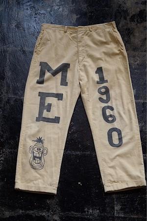 60s graffiti memorial pants