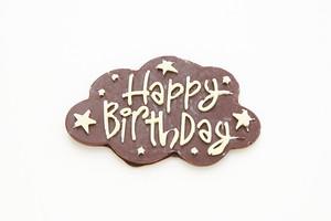 コピー:HAPPY BIRTHDAYチョコレートプレート