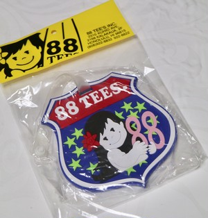 【ハワイ直輸入】88tees ネームタグ