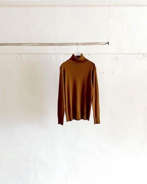 【gicipi】 turtleneck Knit