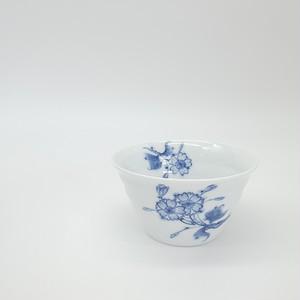 五彩花 桜 多用小鉢