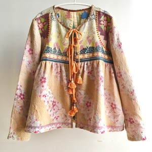 "Hand Embroidered Jacket ""Mahtaram"""