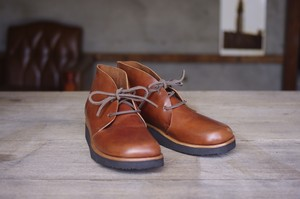 Sand-Martin desert boots (BROWN,women)