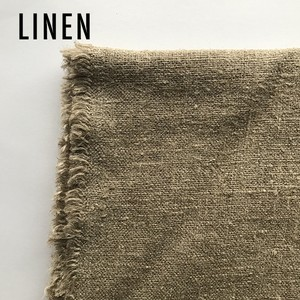 <MERCHANT&MILLS>  Fabric / Row Linen Softened 1.8m