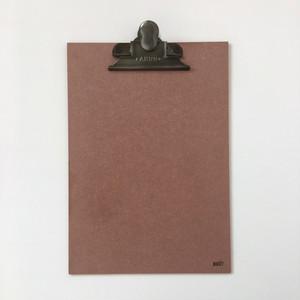 オランダのクリップボード A4(ピンク)|Clip Board A4 Pink