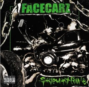 FACECARZ / statement game (1st CD)