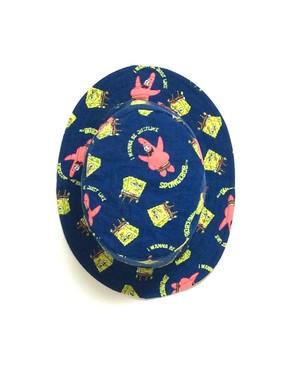 tokyo gimmicks sponge b?b Reversible BUCKET HATS lining bandana