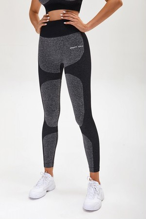 マイティソロ(MIGHTY SOLO) STRENGTH+ BLACK LEGGINGS