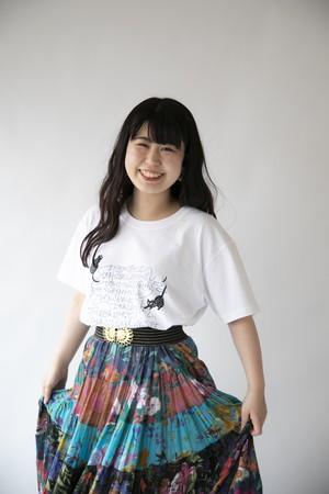 Tシャツ(萩原朔太郎「猫」)