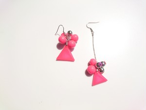 cocktail pierce/earring