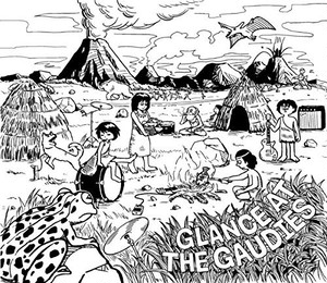 GLANCE AT THE GAUDIES / ガウディーズ(2013)