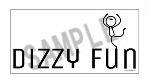 【ALL】Dizzyfun 矢神久美プロデュース ステッカー