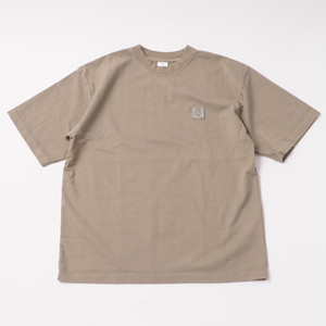 Garment Dye Emblem Tee designed by tomoo gokita / ATMOS GREEN