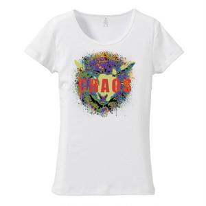 [レディースTシャツ] CHAOS 2