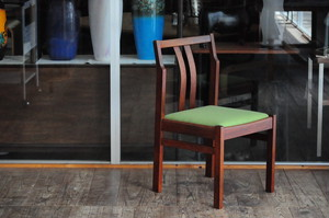 Vintage Teak Dining Chair 伊勢丹オリジナル