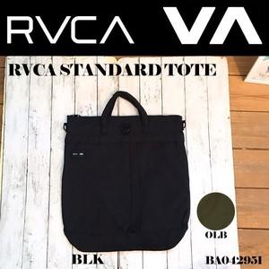 BA042951 ルーカ 新作 トートバッグ ショルダーバッグ メンズ タウンユース 旅行 通勤 プレゼント 通販 人気 ブランド 黒 緑系 大きめ RVCA