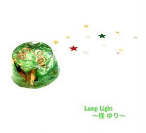 オルゴナイト 台形型  (森林に舞う天使と星たち)