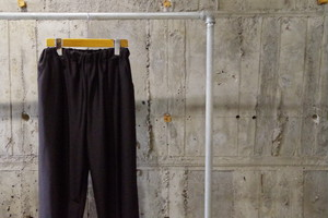 Design tapered easy pants(USED)