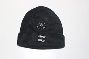 【即納商品】チャーリーブラウン ニット帽