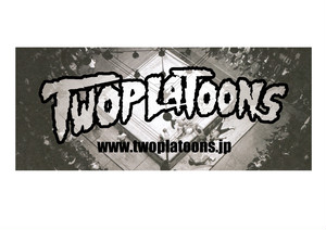 TWOPLATOONS STICKER