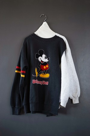 old park - cross sweat mickey
