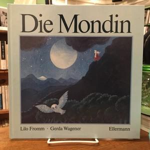 Die Mondin(お月さまをめざして)/ Gerda Wagener(ゲルダ・ワーグナー)、Lilo Fromm(リロ・フロム)