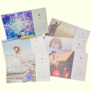 山田祥子2021カレンダー