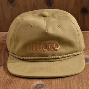 "BLUCO ""ROPE CAP -sams logo-"" OLIVE"